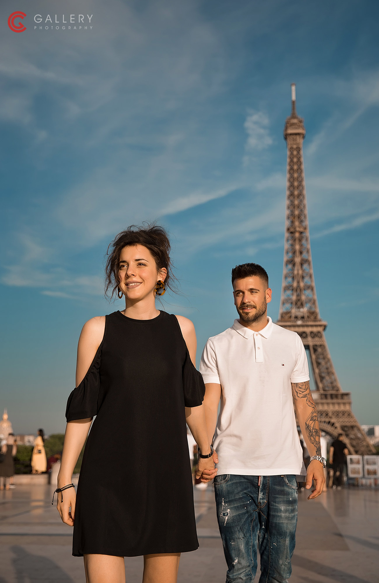 prewedding in paris