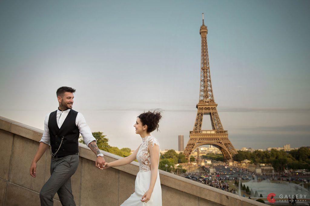 Φωτογραφοι γαμου Παρίσι